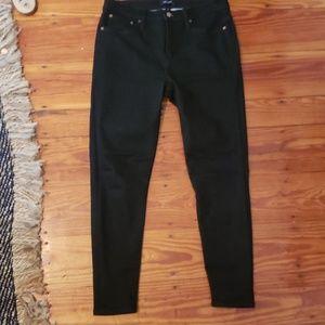 Jcrew black Jean's